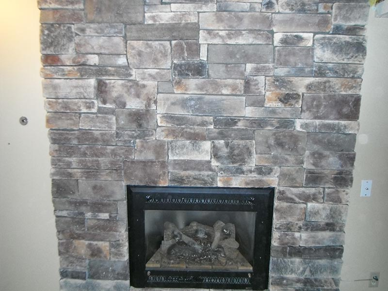 Cultured Stone Face